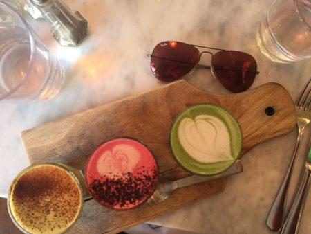Best Matcha Lattes in NYC | Health Coach Marissa Vicario | Bluestone Lane